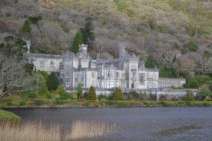 Kylemore Abbey Connemara, Ireland