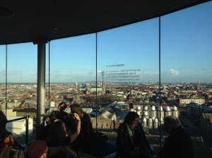 Gravity Bar, Guinness Storehouse Dublin, Ireland