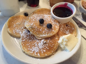 Blueberry Pancakes The Pancake Pantry Nashville, TN