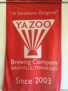 Yazoo Brewing Company Nashville, TN