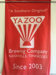 Yazoo Brewing Company Nashville, TN