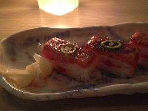 Aburi Sushi Miku Restaurant Vancouver, BC