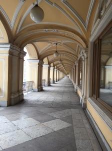 Gostiny Dvor St. Petersburg, Russia