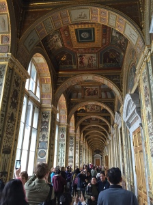Interior of the Hermitage St. Petersburg, Russia