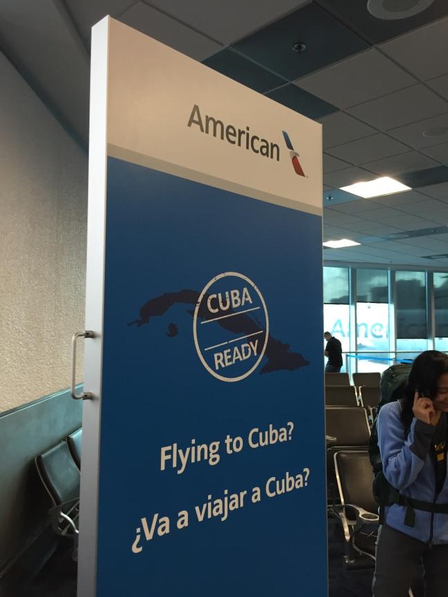 Cuba Signage