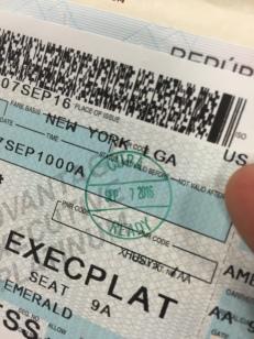 "My ""Cuba Ready"" Stamp"