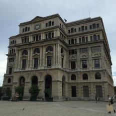 The Lonja, the old stock exchange, is a gorgeous building on the Plaza de San Francisco de Asís