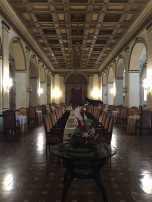 The Restaurant at the Hotel Nacional