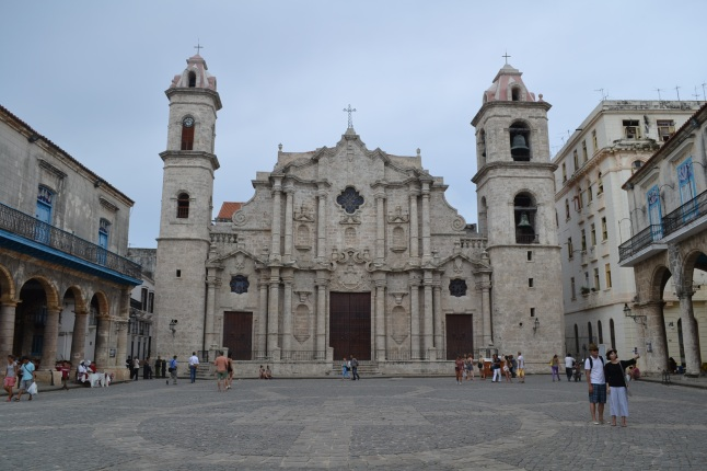 The Havana Cathedral