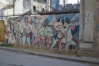 Argentinean-Cuban Art Collaboration