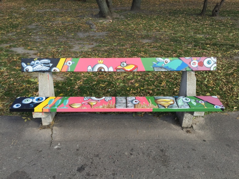 Bench Artwork