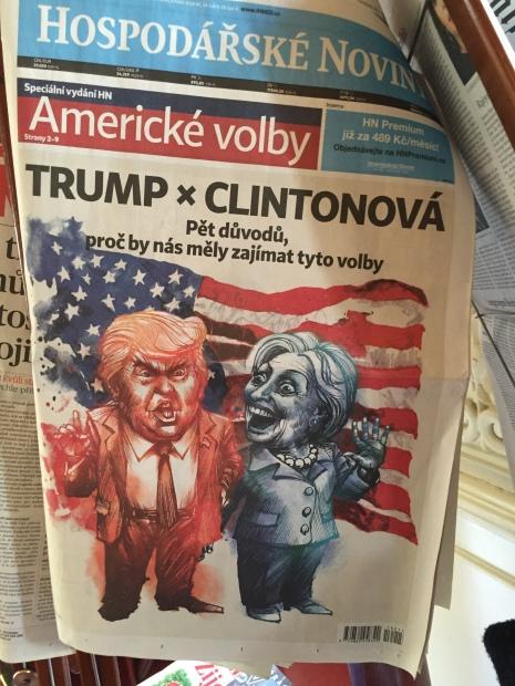 Pre-Election Headlines