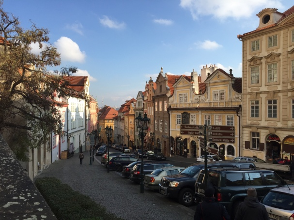 Lovely Prague streets