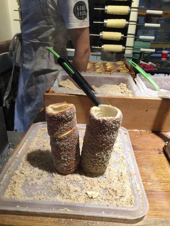 Trdlo baking