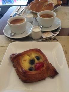 Breakfast at Krusta
