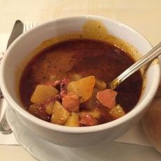 Viennese Goulash Soup