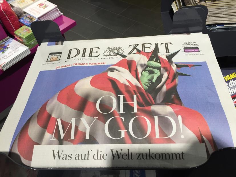 Post-Election Headlines