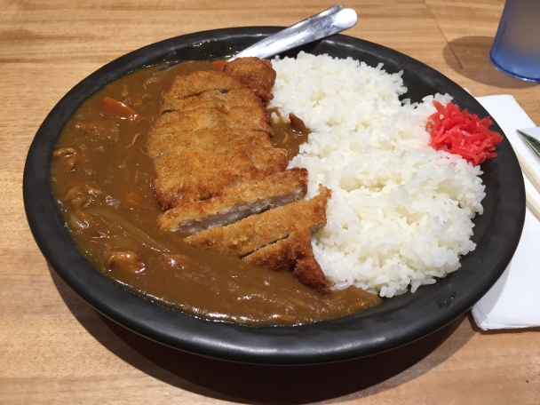 Chicken Katsu Curry over Rice