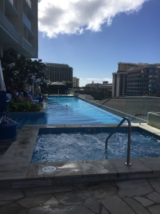 Ritz Carlton Residences Pool Level