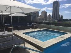 Ritz Carlton Residences Hot Tub