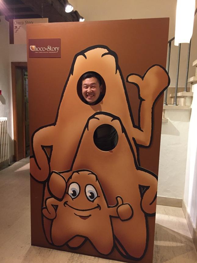 No, I did not go a Poop Museum