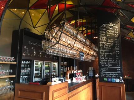 The bar of the Duvelorium