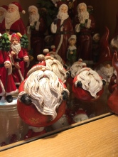 Stop by Käthe Wohlfahrt if you'd like some charming European Christmas decorations