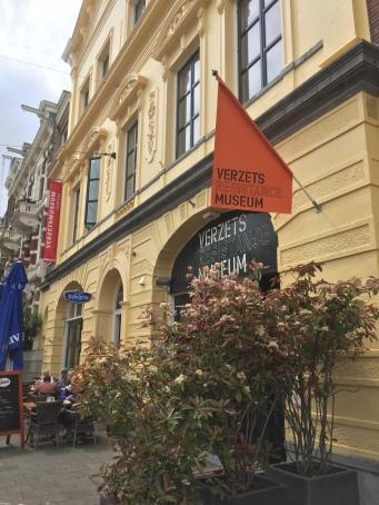 The Dutch Resistance Museum