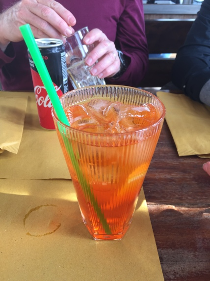 Aperol spritz? Don't mind if I do...