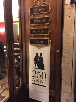 The place celebrated its 250 year anniversary