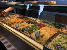 So many pizzas!