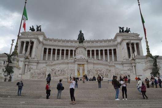 Altare della Patria (The Altar of the Fatherland)