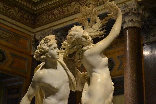 Bernini's Apollo and Daphne