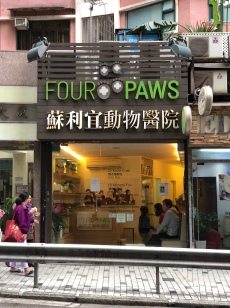 Four Paws - I find this so prejudiced cause my dog has three paws! 😭