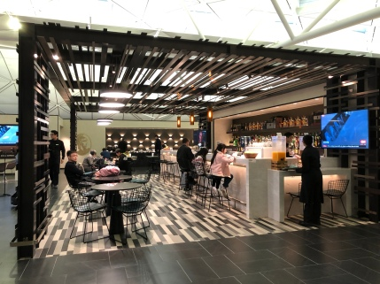 Centurion Lounge Hong Kong, Main Space