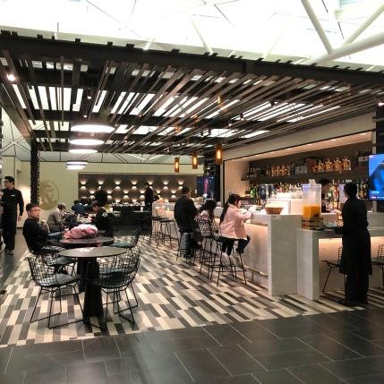 Centurion Lounge Hong Kong, Main Space