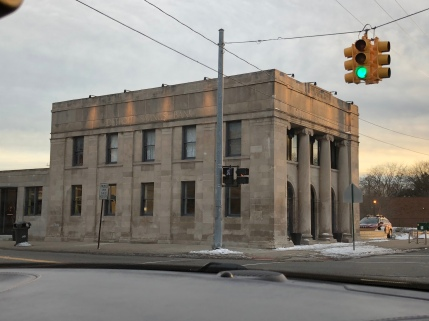 An old bank