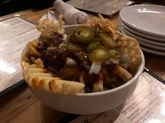 Brisket Coney Fries
