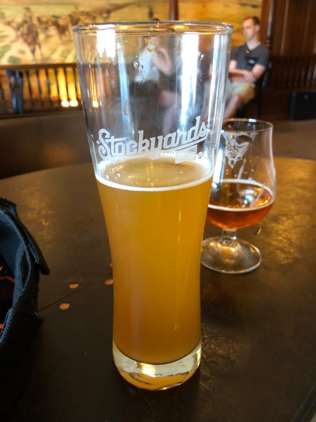 Stockyards beer