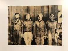 The horrors of mustard gas warfare