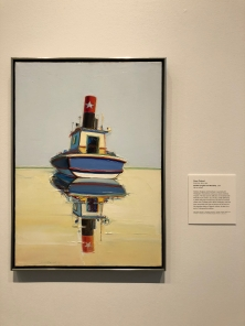 Wayne Thiebaud's Starboat (Tugboat and Riverboat)