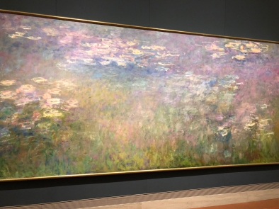 "Monet's ""Water Lilies"""