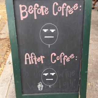 We needed coffee…bad
