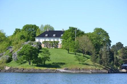 Bygdoy island