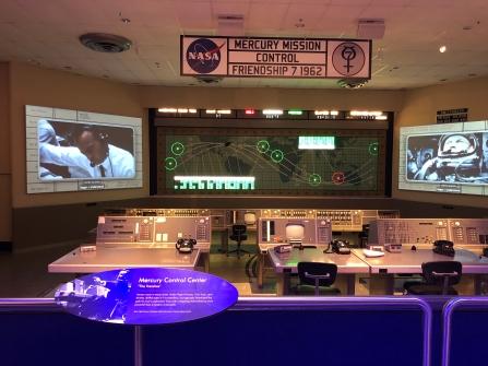 Mercury Control Center