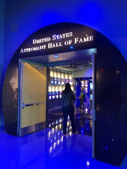 The Astronaut Hall of Fame